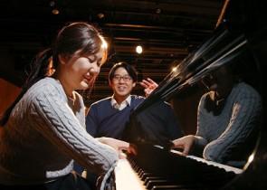 피아니스트가 된 최혜연양.